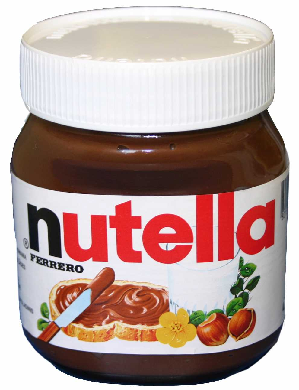 Sabor PGH...: ...an incredible Nutella find at the Tin ...