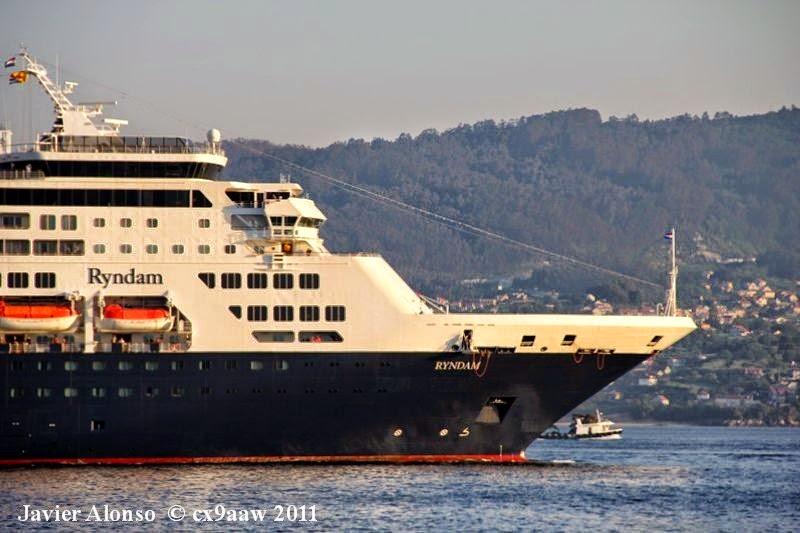 Fotos y videos de buques en vigo los cruceros siguen - Puerto de vigo cruceros ...