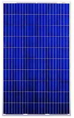 bateria słoneczna polikrystaliczna