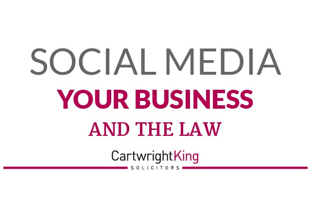 Image: Social Media, Your Business and the Law
