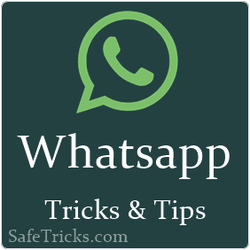 Best Whatsapp Tricks, Tips And Hacks - 2015
