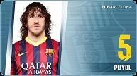Capitán del Barça