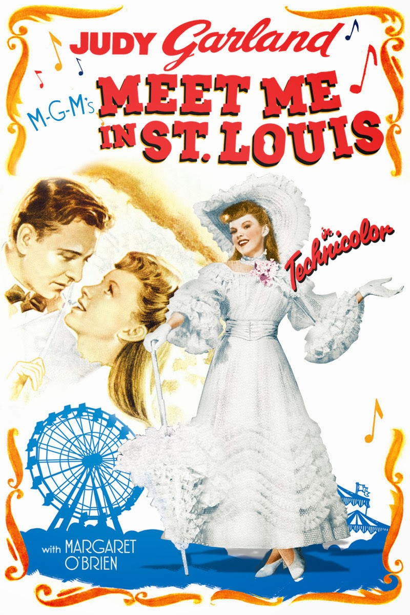 Film Flick Meet Me In St Louis Never Fully Dressed