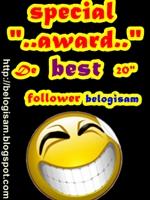 """De best 20"""" follower jom BW"""
