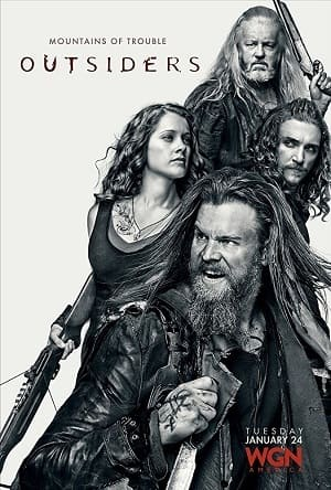 Torrent Série Outsiders - 2ª Temporada 2018 Dublada 720p HD HDTV WEB-DL completo