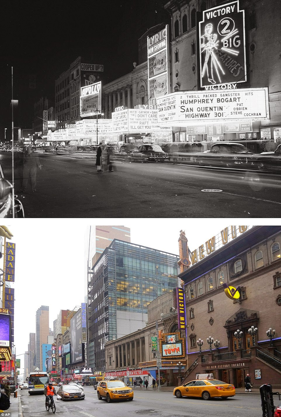 Stunning Pictures Show the Changing Face of New York in ...