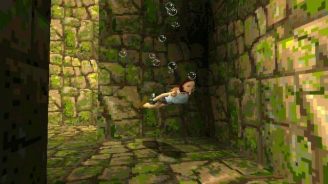 Tomb Raider 1 PC Games Screenshots