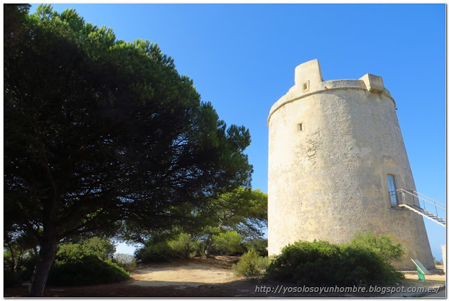 y de nuevo la Torre del Tajo