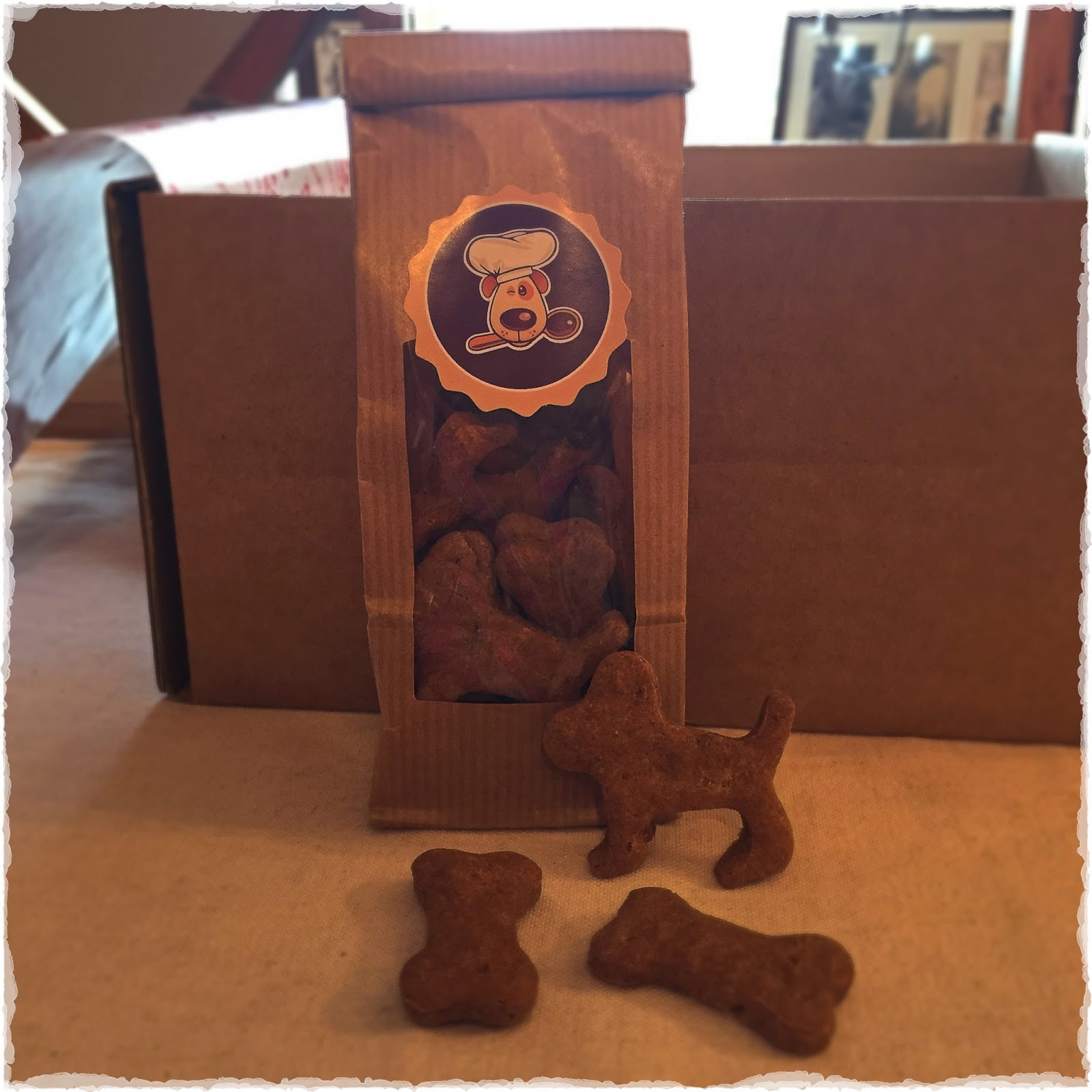 Photo of Dog Bakery Hov-Hov cookies