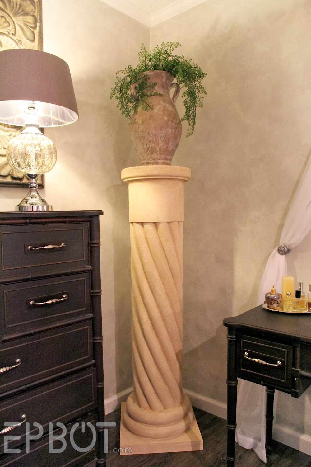 EPBOT Make Your Own Stone Decorative Column With