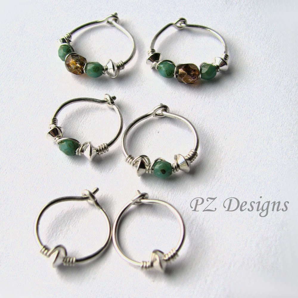 Silver Serpent Studio S Blog Matched Earring Sets For Multiple Piercings