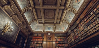 foto di belle biblioteche