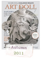 Prim Pumpkin Parisina is featured in this issue