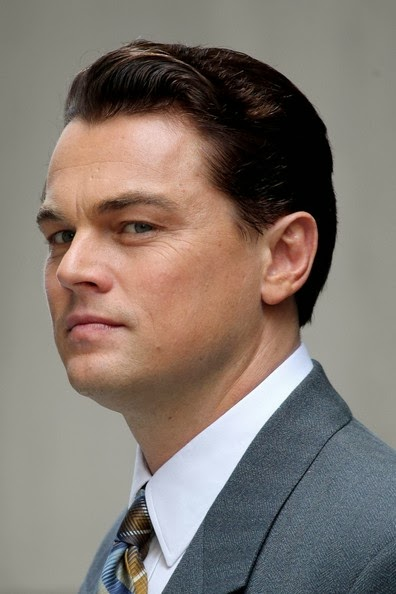 "Chatter Busy: Leonardo DiCaprio Attacked By PETA For ""The ... Leonardo Dicaprio Wolf Of Wall Street Hair"