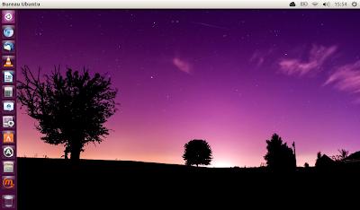 la version 13.04 d'Ubuntu testée sur eeepc 1001px