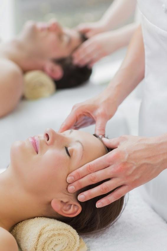 foto masajes en el hotel