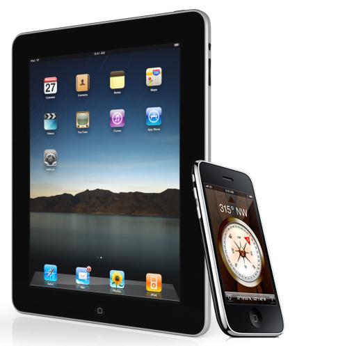 Senadores receberão iPhone 4 e chip 3G para iPad
