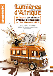 Festival Lumières d'Afrique de Besançon, novembre 2012