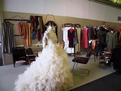 Espacio Jesús del Pozo en Feria Moda Vintage