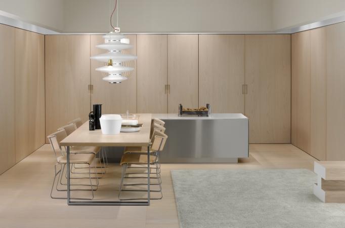 Un diseu00f1o que se adapta a su entorno - Cocinas con estilo