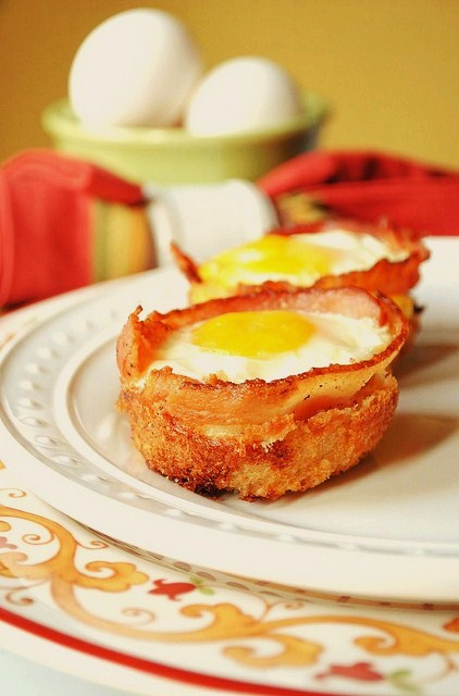 Bacon and Egg Cups - How To: Simplify