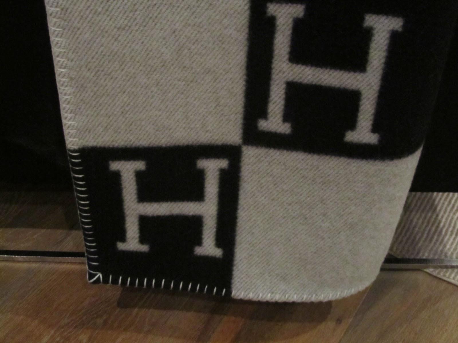 A Crock Of Chic Hermes Avalon Blanket My Precious