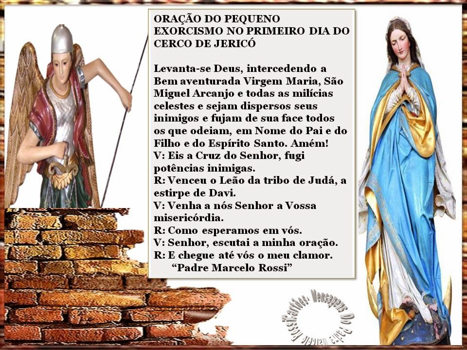 Famosos Comunidade Católica Milagre da Vida: ORAÇÕES DE PROTEÇÃO DE  IX23