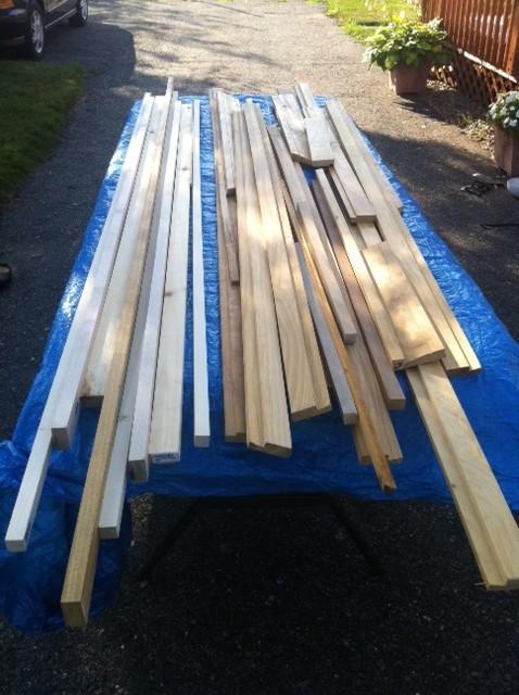 Gỗ | Tranh gỗ | Gỗ tạp | Nguyên liệu làm tranh gỗ