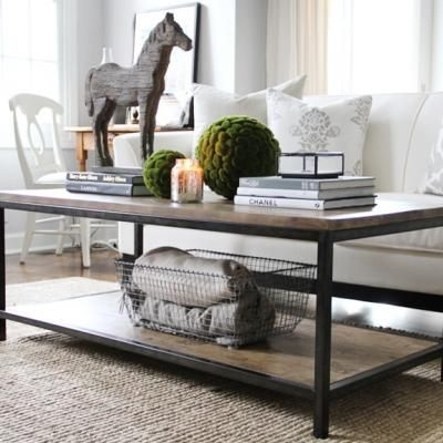 jws interiors how to decorate your coffee table. Black Bedroom Furniture Sets. Home Design Ideas