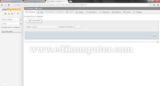 Membuat Website CMS Menggunakan Dreamweaver Bagian 5 membuat file install web