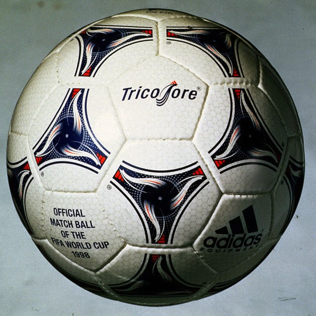 Gambar Bola World Cup 1998