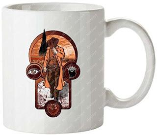 Stephen King Mug, Dark Tower, Roland Deschain, Stephen King Merchandise