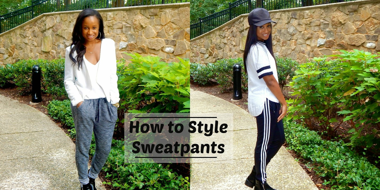 How to style sweats