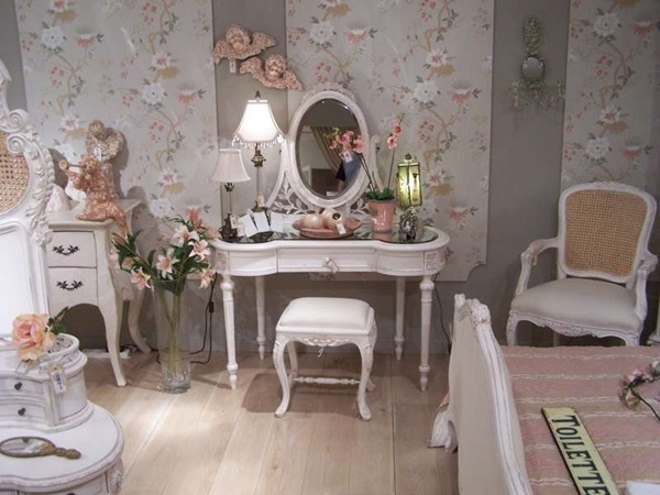 Deco inspiration tocadores dressing tables for Muebles segunda mano barcelona