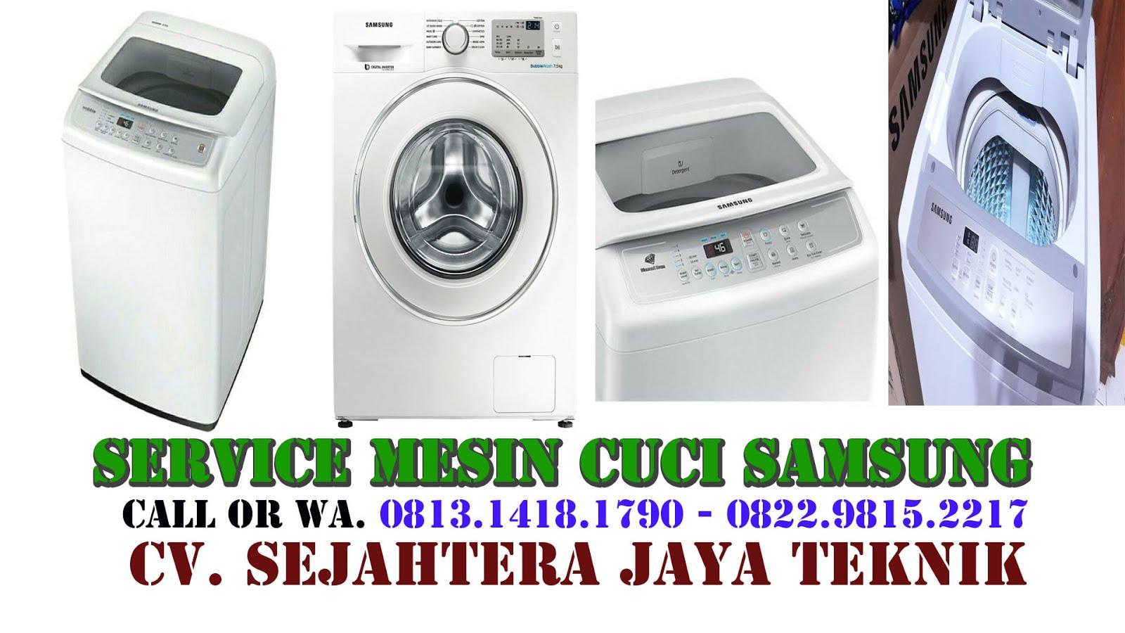 Service Mesin Cuci Samsung di Jakarta Selatan