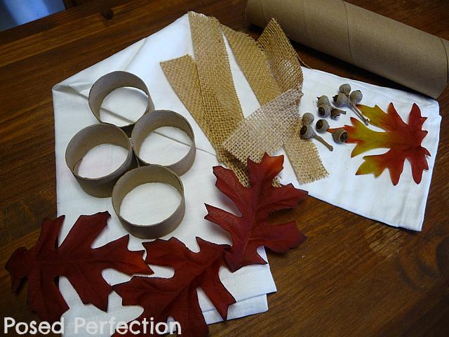 homemade napkin rings diy pressed tin napkin rings with homemade