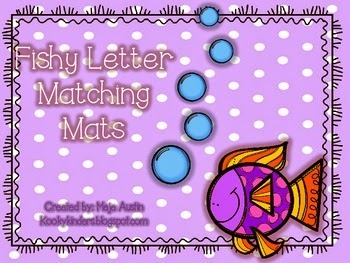 http://www.teacherspayteachers.com/Product/Fishy-Letter-Mats-1229483