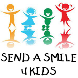 Topp 3 hos Send A Smile 4 Kids