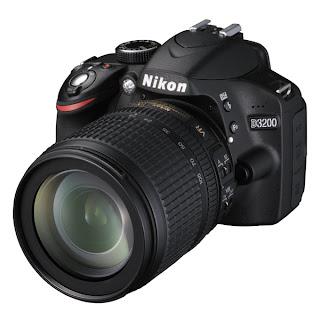 fotocamere reflex digitali Nikon D3200