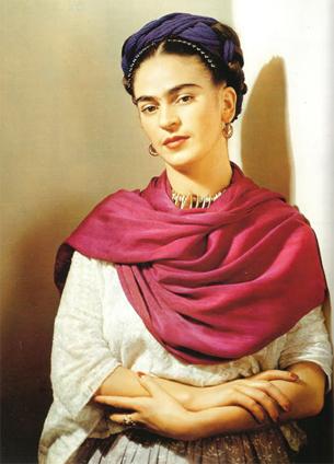 Frida Kahlo pintora mexicana