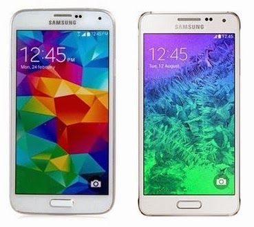 What to Choose: Galaxy S5 or Galaxy Alpha?