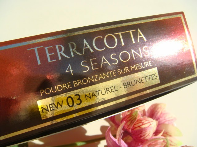 Terracotta Four Seasons de Guerlain 03 Naturel-Brunettes