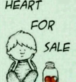 Gambar Untuk Bbm Display heart for sale