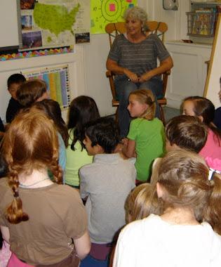 Classroom Visits!