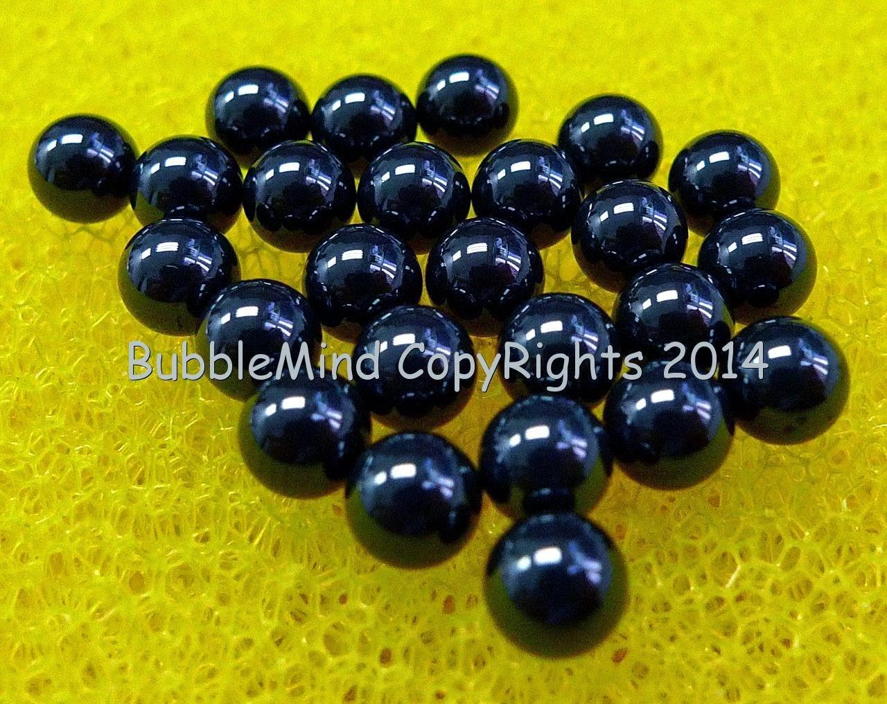 "[20 PCS] (Si3N4) (6.35mm 1/4"" 0.25"") Ceramic Silicon Nitride Bearing Ball G5"