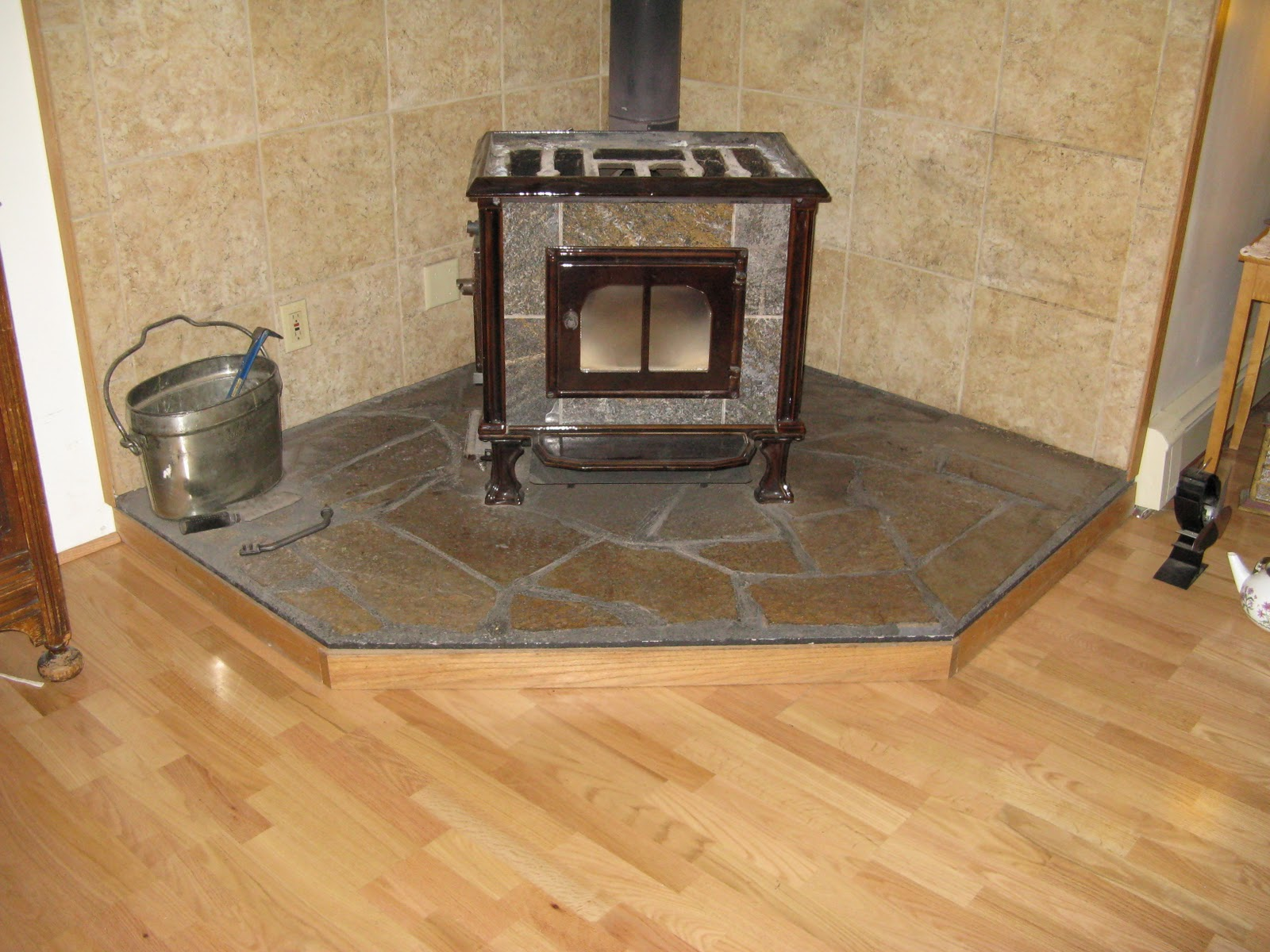 a taste of alaska new wood stove