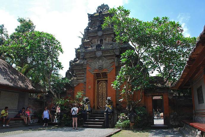 Palacio de Ubud