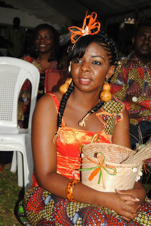 Les top 15 tenues des mariages coutumiers gabonais