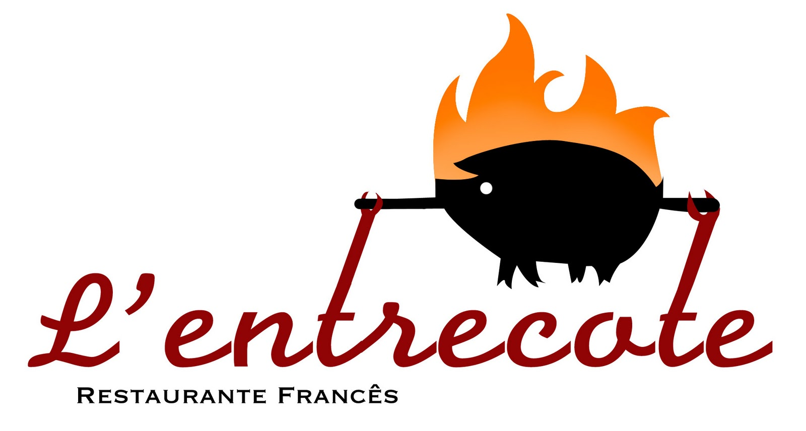 Brainstorm logo restaurante franc s os quatro elementos for Restaurante frances
