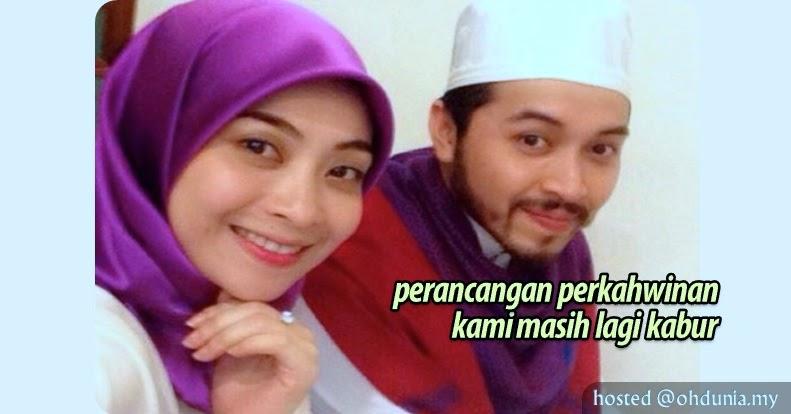 Perancangan Perkahwinan Kami Masih Lagi Kabur Kata Siti Adira